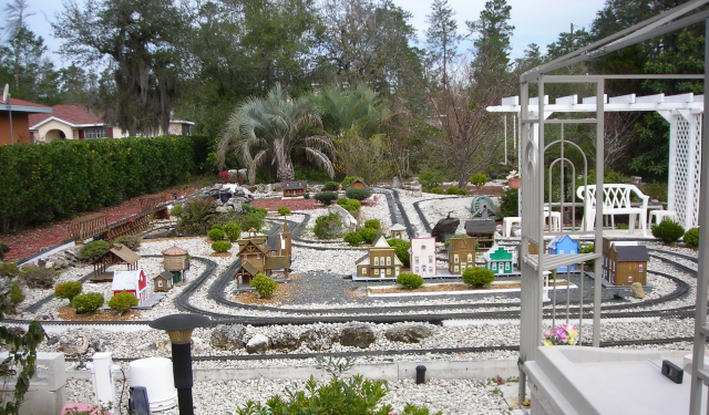 Florida Garden Railroads Ottawa Valley Garden Railway Society