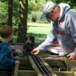 2012 Grandparents Day on the Northland Railway